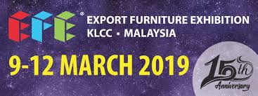 EXPORT FURNITURE EXHIBITION (EFE) 2019